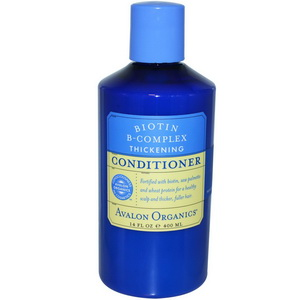 Biotin B-Complex Therapy Thickening Conditioner от Avalon Organics