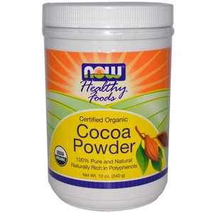 Cocoa от Now Foods