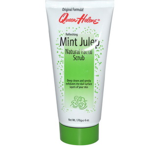 Mint Julep, Natural Facial Scrub