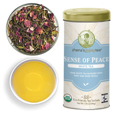 Sense of Peace, White Tea