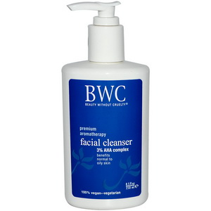 Beauty Without Cruelty, Facial Cleanser