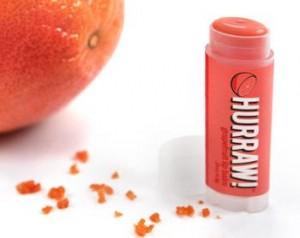 Hurraw! Balm, Lip Balm, Grapefruit
