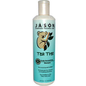 Scalp Normalizing Shampoo, Tea Tree