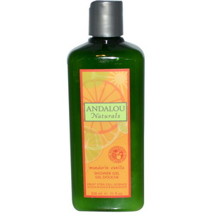 Shower Gel, Mandarin Vanilla