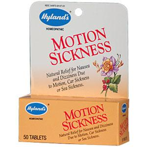 Hyland's, Motion Sickness