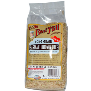 Long Grain Basmati Brown Rice