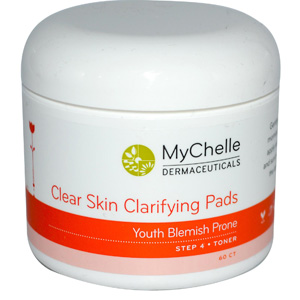 MyChelle Dermaceuticals, Clear Skin Clarifying Pads