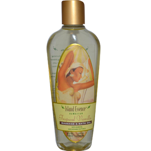 Bath Oil Tropical Vanilla