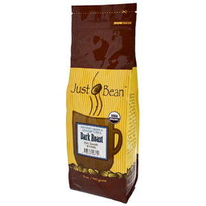 Just a Bean, Organic Premium Arabica Coffee