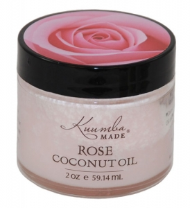 Kuumba Made, Rose Coconut Oil
