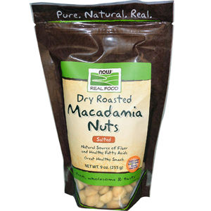 Now Foods, Macadamia Nuts