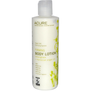 Acure Organics, Firming Body Lotion, Lemongrass