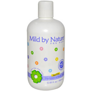 Mild By Nature, For Baby, Tear-Free Shampoo
