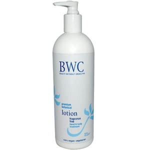Beauty Without Cruelty, Fragrance Free Lotion