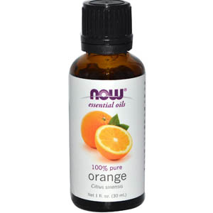Now Foods, Essential Oils, Orange