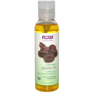 Now Foods, Solutions, Certified Organic, Jojoba Oil