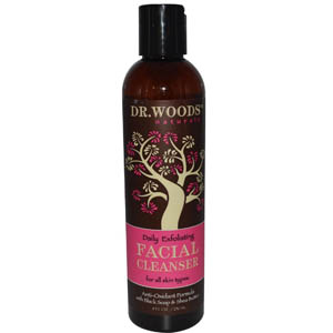 Dr. Woods, Facial Cleanser, Daily Exfoliating