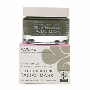 Acure Organics, Cell Stimulating Facial Mask