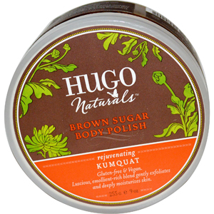Hugo Naturals, Brown Sugar Body Polish