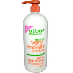 Alba Botanica, Very Emollient Body Lotion