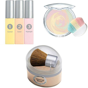 Mineral Wear, Correcting Kit
