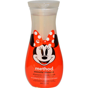 Method, Minnie Mouse Shampoo