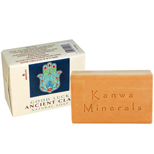 Zion Health, Ancient Clay, Natural Soap, Good Luck