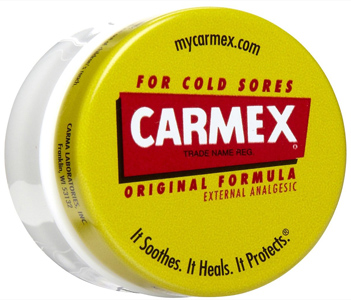 Carmex Everyday Healing Lip Balm Jars, Original