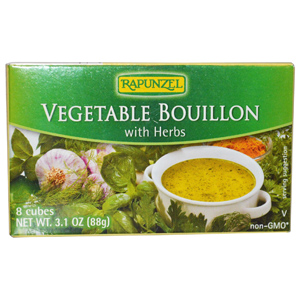 Rapunzel, Vegan Vegetable Bouillon with Herbs на iherb.com