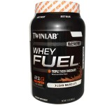 Twinlab, Whey Fuel, Triple Thick Chocolate