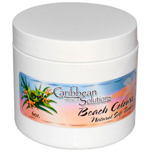 Caribbean Solutions, Beach Colours, Natural Self Tanner