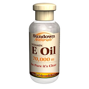 Rexall Sundown Naturals, Vitamin E Oil, 70,000 IU на айхерб