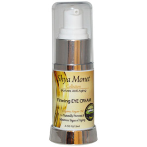 Nature's Paradise, Shya Monet Collection, Nature Anti-Aging, Firming Eye Cream на iherb.com