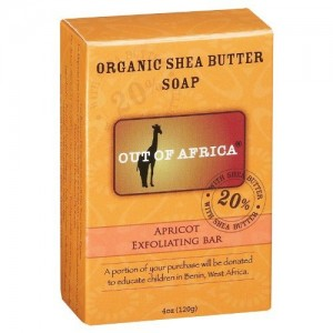 Out of Africa, Origanic Shea Butter Soap