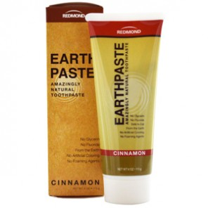 Redmond Trading Company, Earthpaste, Amazingly Natural Toothpaste на iherb.com