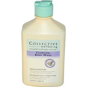 Life Flo Health, Collective Wellbeing, Charcoal Body Wash