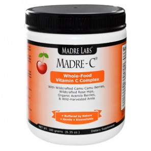 Madre Labs, Madre-C, Whole-Food Vitamin C Complex на айхербе