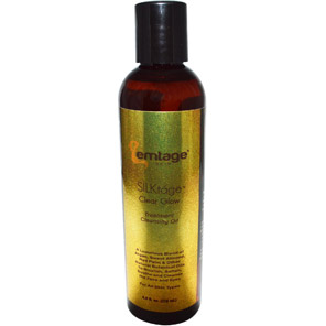 Emtage Hair, Silktage Clear Glow, Treatment Cleansing Oil