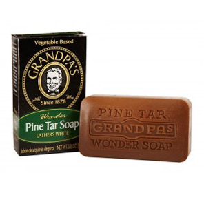 Grandpa's, Wonder Pine Tar Soap