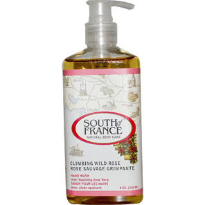 South of France, Orange Blossom Honey, Hand Wash with Soothing Aloe Vera
