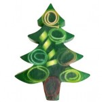 Hugo Naturals, Artisan Soap, Bayberry Christmas Tree