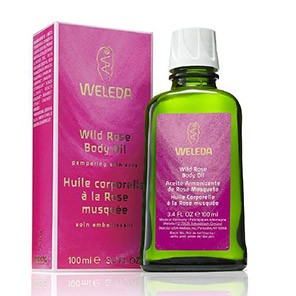 Weleda, Wild Rose Body Oil