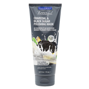 Freeman Facial Polishing Mask Charcoal & Black Sugar