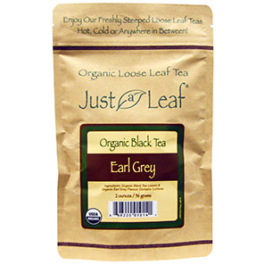 Just a Leaf Organic Tea