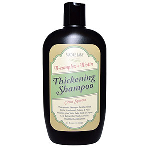 Madre Labs, Thickening Shampoo, Citrus Squeeze, 14 fl oz (414 ml)