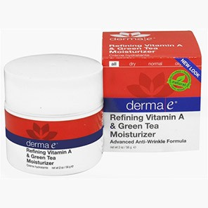 Derma E, Anti-Wrinkle Vitamin A Retinyl Palmitate Cream