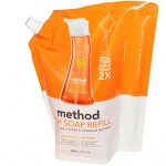 Method,-Dish-Soap-Refill,-Clementine,-36-fl-oz-(1064-ml)