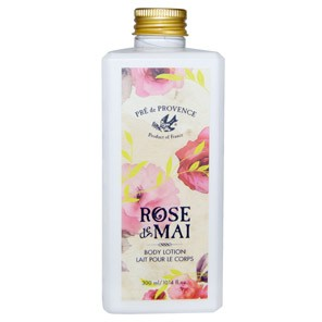 European Soaps, LLC, Pre de Provence, Rose de Mai Body Lotion, 300 ml