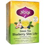 Yogi-Tea,-Green-Tea-Blueberry-Slim-Life,-16-Tea-Bags
