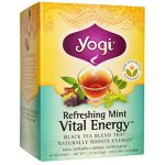 Yogi-Tea,-Vital-Energy,-Refreshing-Mint,-16-Tea-Bags